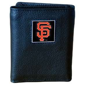 MLB San Francisco Giants Tri fold Wallet  Sports