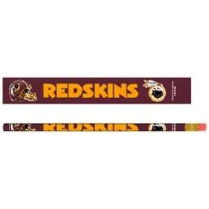 Washington Redskins Nfl Pencil Display48pc  Sports