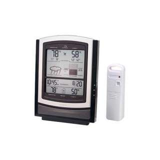 Acu Rite Deluxe Wireless Weather Station with Atomic Clock (New Model