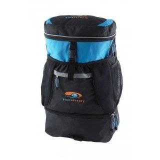 2XU Unisex Adult 2Xu Transition Bag, Black/Black, One Size Fits All