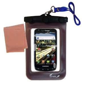 Gomadic Clean n Dry Waterproof Protective Case for the