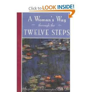 A Womans Way through the Twelve Steps [Paperback