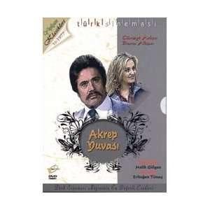 Akrep Yuvasi (DVD): Cüneyt Arkin, Banu Alkan, Esref