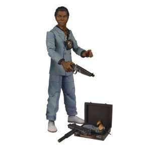 Miami Vice Crockett and Tubbs Figures Set of 2 Toys