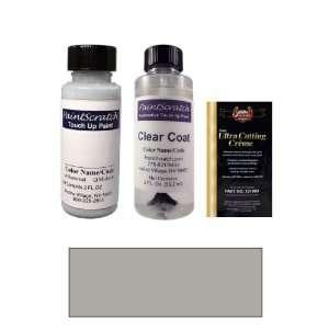 Oz. Vomela Silver Metallic Paint Bottle Kit for 2000 Fleet Basecoat