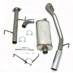 JBA 40 9020 2.5 Stainless Steel Exhaust System for FJ Cruiser 4.0L 07