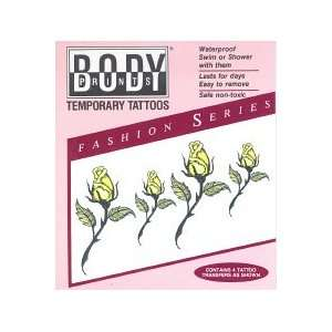 Rose Fashion Series Body Prints/temporary Tattoos Toys & Games