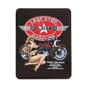 iPad 5 in 1 Case Matte Black Last Stop Full Service