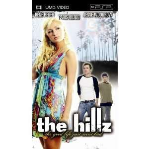PSP UMD Video   One Case of 30   The Hillz   New/Factory