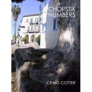 Chopstix Numbers (9780916272685): Craig Cotter: Books