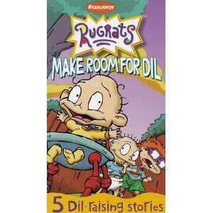 Rugrats Make Room for Dil [VHS] Elizabeth Daily