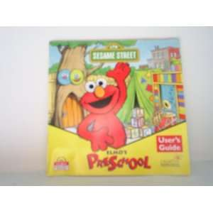 Sesame Street Elmos Preschool Video Games