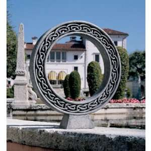 32 Large Circle of Love Sculpture Statue Figurine Home & Kitchen