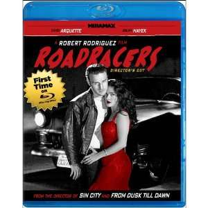 Roadracers [Blu ray]: John Hawkes, David Arquette, Salma