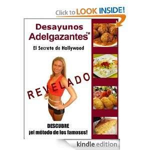 Desayunos Adelgazantes (Comidas Adelgazantes) (Spanish Edition
