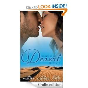 Claimed by the Desert Sheikh (Mills & Boon M&B) (Mills & Boon Special