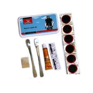 Cycle Puncture Repair Outfit Kit Bicycle Bike Tyre Inner Tube Patches