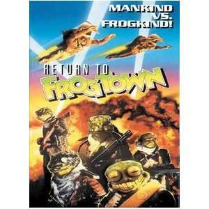 Frogtown 2   Return to Frogtown [VHS] Zdar, Duff, Napier