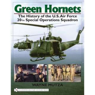 Hornets The History of the U.S. Air Force 20th Special Operations
