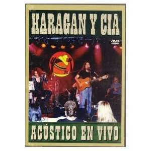 Acustico En Vivo HARAGAN Y CIA Movies & TV