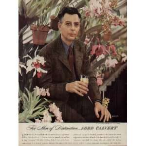 Mr. John Lager, Distinguished Orchidologist by Sarra  1945 Lord
