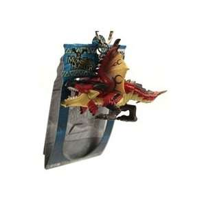 Monster Hunter Figure Mini Keychain Vol 5   47389   Rioreus / Rathalos