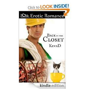 Back in the Closet KevaD  Kindle Store