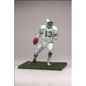 Miami Dolphins Dan Marino Action Figure: Toys & Games