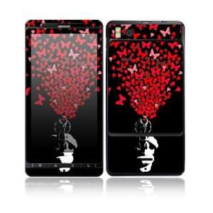 Motorola Droid X2 Decal Skin Sticker   The Love Gun Everything Else