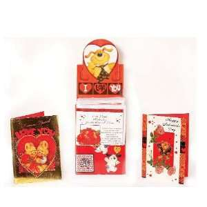 Its In The Bag 83472 Valentines Day Musical Cards With