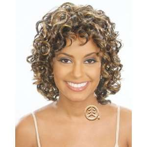 Janet Collection Nano Jessie Wig Color 1B Health