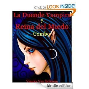 La Duende Vampira y Reina del Miedo Combo (vampiros   romance