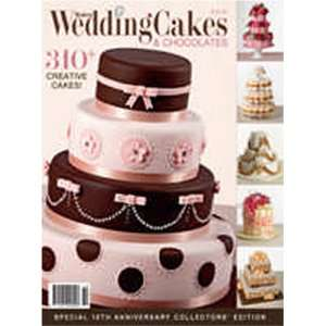 Modern Wedding Cakes & Chocolates  Magazines