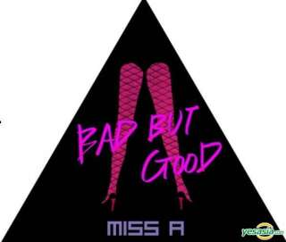 YESASIA: miss A   Bad but Good CD   miss A, Loen Entertainment