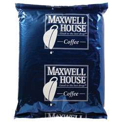 Maxwell House Master Blend Coffee Packs Box Of 42 by Office Depot