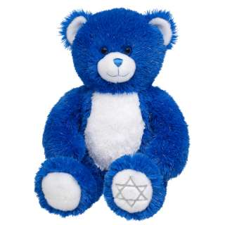 15 in. Star of David Bear   Build A Bear Workshop US