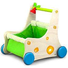 Eco Friendly Jolly Walker Push Cart   Wonderworld   Toys R Us
