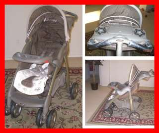 Evenflo Aura Baby STROLLER infant toddler travel system