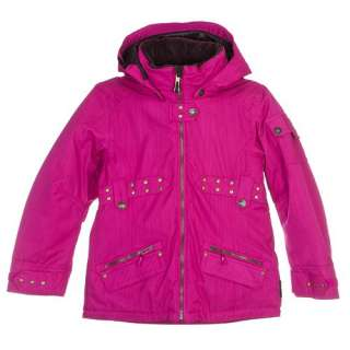 Obermeyer Rosalee Girls Ski Jacket 2012