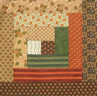 log cabin kit featuring jo morton andover fabrics civil war