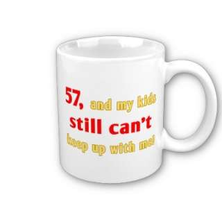 Give a 57th birthday gift idea with some attitude this year! This