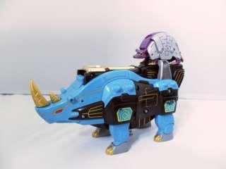 Ranger Power Rangers Megazord Goseiger DX Sentai Transformer Robot Toy