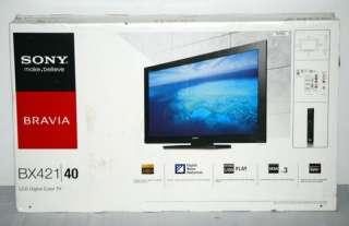 40 KDL 40BX421 Sony Bravia LCD 1080p 60Hz HDTV