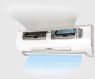 14000 BTU Mitsubishi MR. SLIM Ductless Mini Split Air Conditioner 21