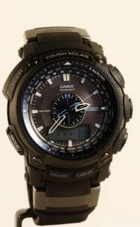 Casio Protrek Pathfinder Atomic Solar Watch PRW5000Y 1