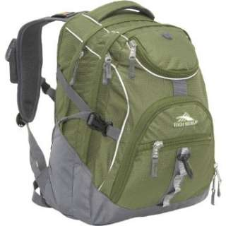 High Sierra Access Backpack Clothing