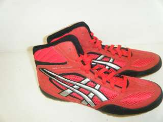 ASICS SPLIT SECOND Wrestling Boots Mens Sz 8 US New