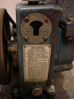 Vacuum Pump Power Kraft Capacitor Duo Seal Sleeve Bearing Motor