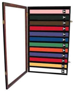Topic Woodworking Plans For Karate Belt Display