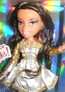 BRATZ Doll DESIGNED by YASMIN w/ 2 Complete FASHION OUTFITS Clothes